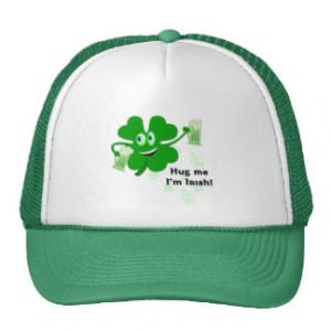 St Patrick Day Sayings Hats
