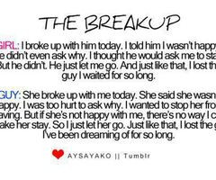 Teenage Love Break Up Quotes : Going Through A Break Up Quotes Tumblr ~ Teenager Quotes About ...