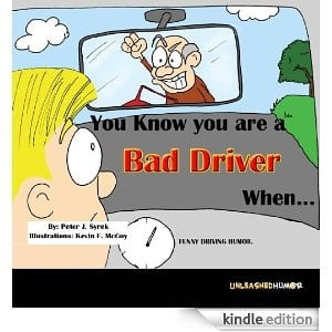 You Know you are a Bad Driver When. Funny Driving Humor. (The ...