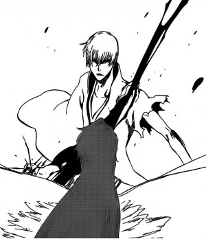 The Death of Ichimaru Gin Image