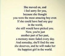 amazing, boys, break up, cheer up, feeling sorry, girls, growing up ...