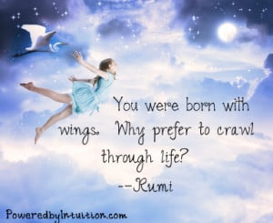 Intuition and the Timeless Wisdom of Rumi