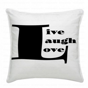 Live laugh Love, Quote Print, Word Art, Typography, Poster Art b114