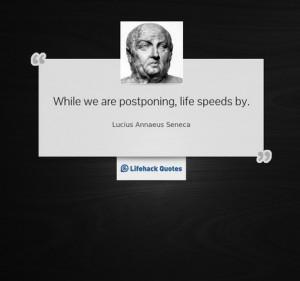 Quote by Lucius Annaeus Seneca   Living Business   Scoop.it