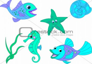 Under the sea cartoon Index of /