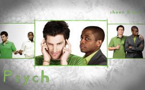 Shawn and Gus Psych Wallpaper Hd