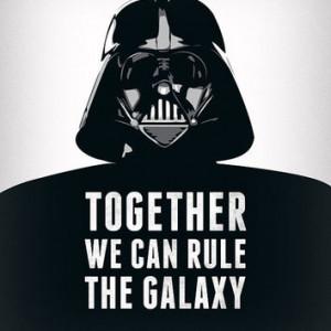 ... Darth Vader print Star Wars poster movie poster Star Wars quote