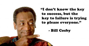 Bill Cosby Quotes & Sayings