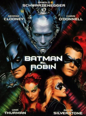 Batman And Robin Adventures