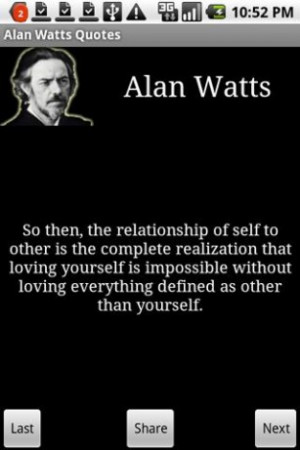 View bigger - Alan Watts Quotes for Android screenshot