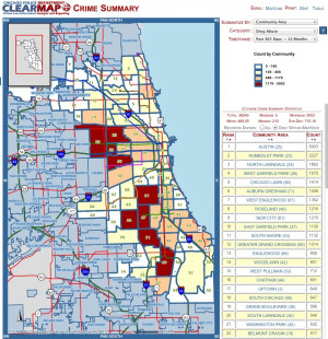 More Than Two Percent Of Chicago Residents Are In A Gang