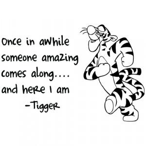 Tigger quote