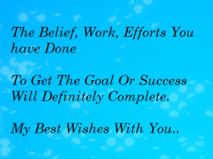 best wishes quotes for exam