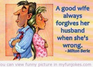 good wife… — short funny jokes - #humor #joke #funnyimages # ...