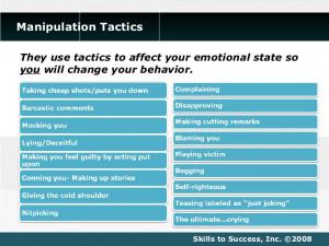 Emotional Manipulation Quotes