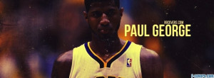 paul george indiana pacers facebook cover for timeline