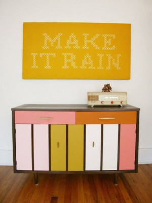 make it rain / colors and quotes