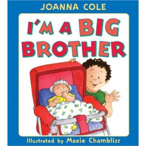New Baby Coming? Books for Big Brother or Sister