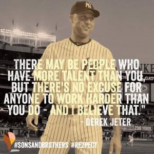 Derek Jeter quote