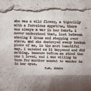 rmdrk | #232 I love creating these small stories. I'm a sucker for ...