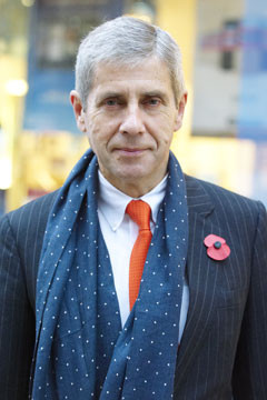 Stuart Rose admits he can t afford to buy Burberry and it s