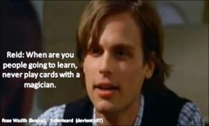 Dr. Spencer Reid Reid