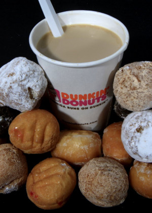 Dunkin Donuts Coffee And