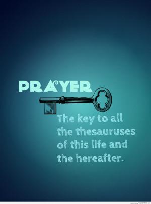 Prayer - Islamic Quotes ← Prev Next →
