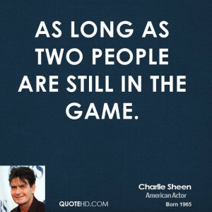 Charlie Sheen Funny Quotes