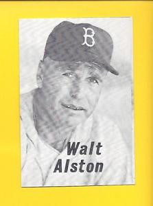 Walt Alston Pictures