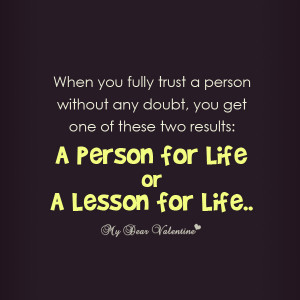 Quotes About Love And Trust Quotes About Trust Issues and Lies In a ...