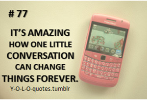 notes # pink # phone # quotes # blackberry # girl # love # quote ...