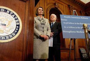 US House of Representative Minority Leader Nancy Pelosi arrives for ...