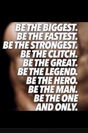 bethebest #determination #sports #quote