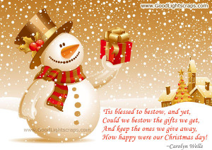 Some beautiful collection of Christmas quotes with related graphics ...