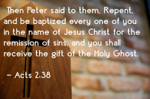 17 Baptism Quotes and Bible Verses About Baptism