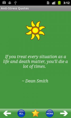 Anti-Stress Quotes - screenshot