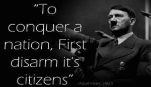 ... And Gun Control: What Did Hitler Really Say, And Do, About Gun Rights
