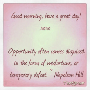 Good Morning! #inspiration #advice #quotes #daily #success (Taken with ...