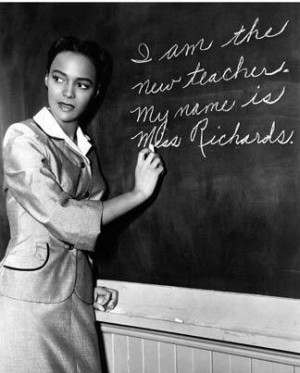 Dorothy Dandridge Quotes Dorothy dandridge as school