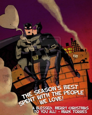 Batman Love Quotes Batman and Catwoman Love