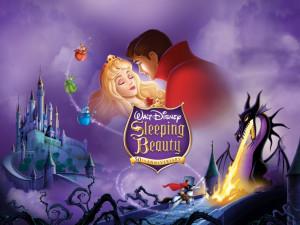 Classic Disney Sleeping Beauty