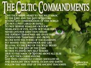 Celtic Pagan - comparative-religion