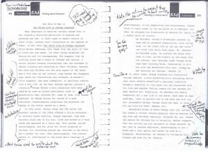 MLA Style and Literary Analysis