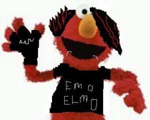 EMO ELMO Image