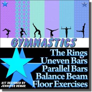 gymnastics poems