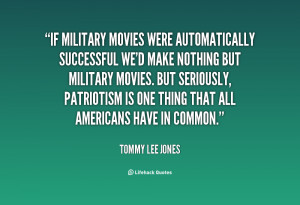 Tommy Lee Jones Quotes