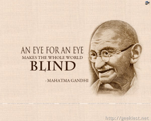 Happy Gandhi Jayanti - Mahatma Gandhi Wallpapers and Quotes