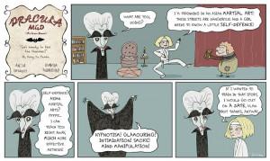 Dracula #Kung_Fu_Panda #Sayings #Quotes