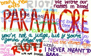 Paramore Quotes Load of paramore quotes...